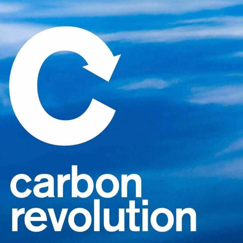 Логотип углеродной революции