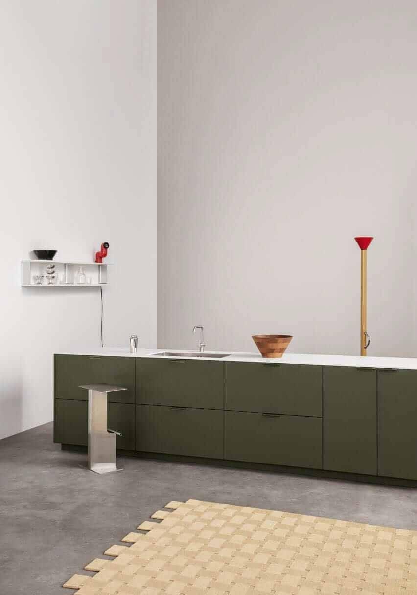 Кухня Green Unit от Reform