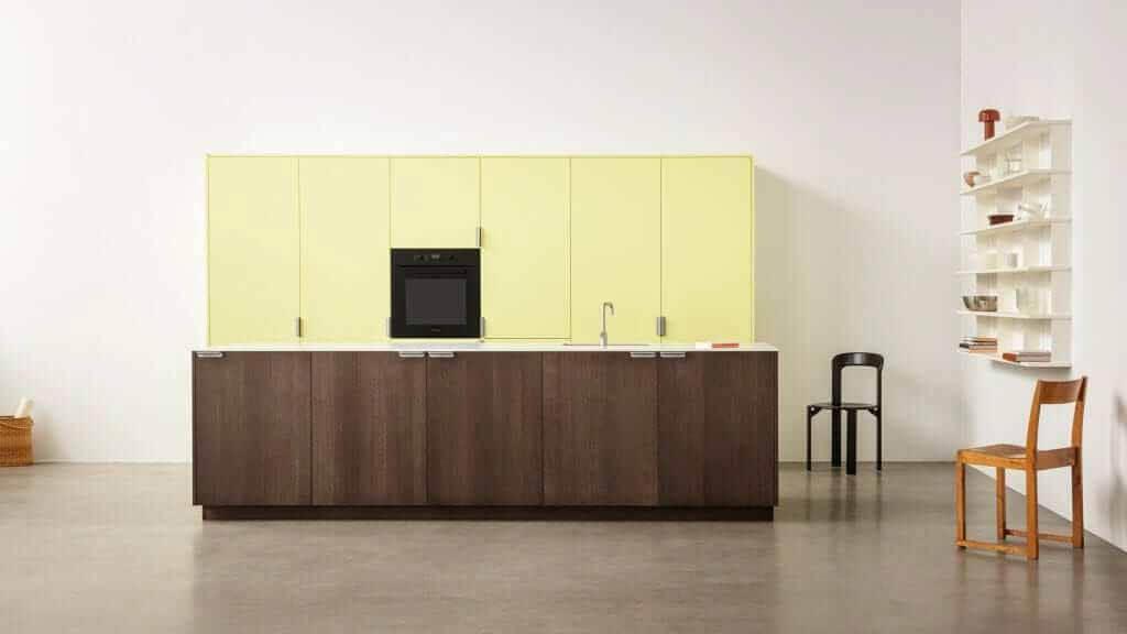 Модульная кухня от Aspekt Office for Reform