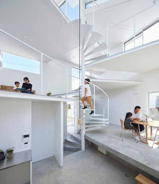 Дом в Гошикияма / Tomohiro Hata Architect and Associates, © Toshiyuki Yano