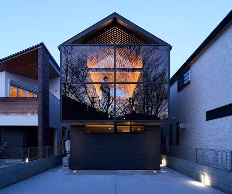 Grace House / APOLLO Architects & Associates, © Масао Нисикава