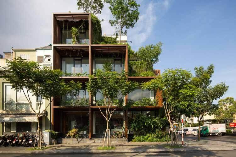 Офис Тони Фрут / TAA DESIGN, © Hoang Le