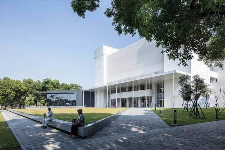 Публичная библиотека Пиндун / архитекторы MAYU, © Yu-Chen Chao