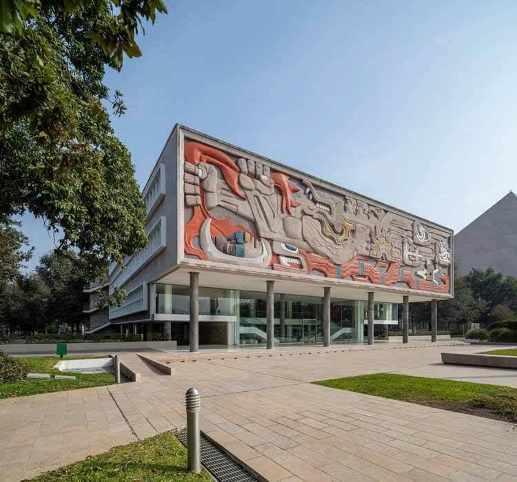 Transparente The Rectoría at Monterrey Tec 'Renovation / FGP Atelier, © Arq. Пако Альварес