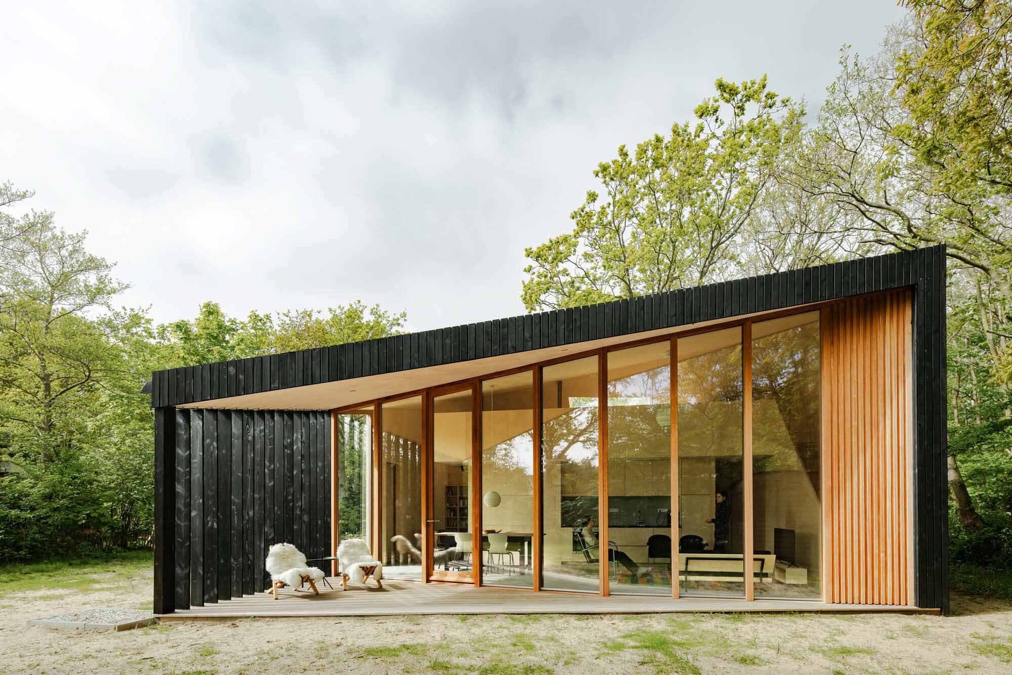 Дом для отпуска / Orange Architects