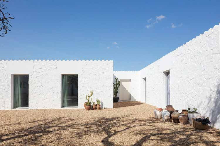 Casa da Volta / PROMONTORIO + Жоао Краво, © Александр Рамос