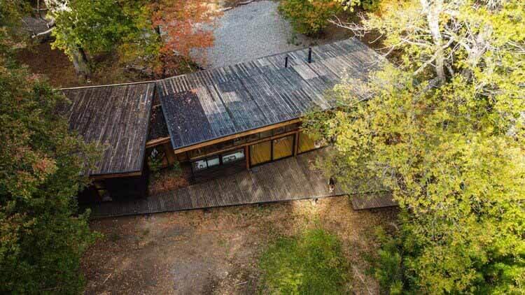 Coyan Refuge / SAA Arquitectura + Territorio, © Эстебан Артеага