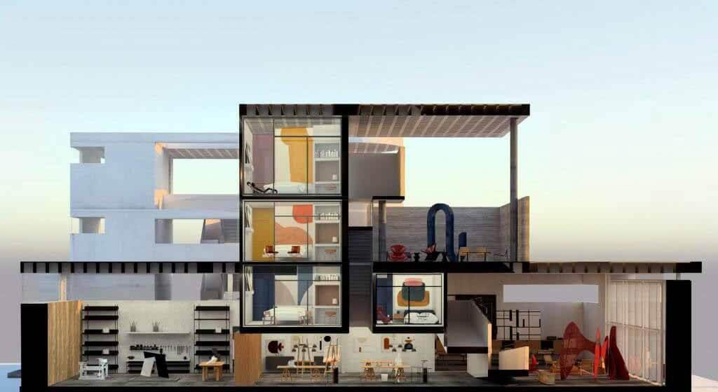 Десять дизайн-проектов от студентов школы дизайна Centro