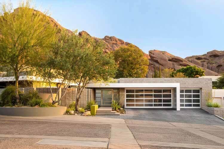 Echo Canyon Residence / совместный проект Kendle Design, © Кевин Брост