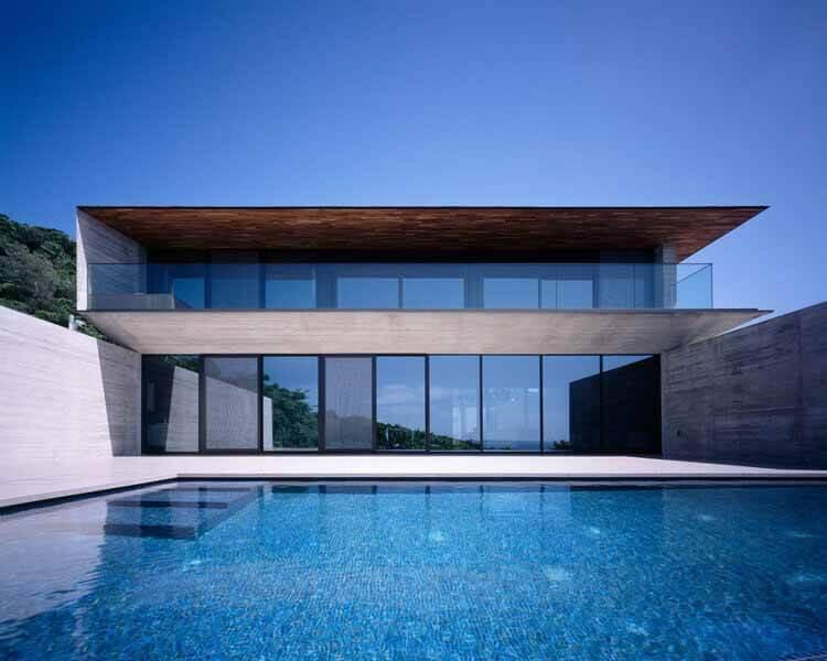 INFINITY Villa / APOLLO Architects & Associates + Сатоши Куросаки, © Масао Нисикава