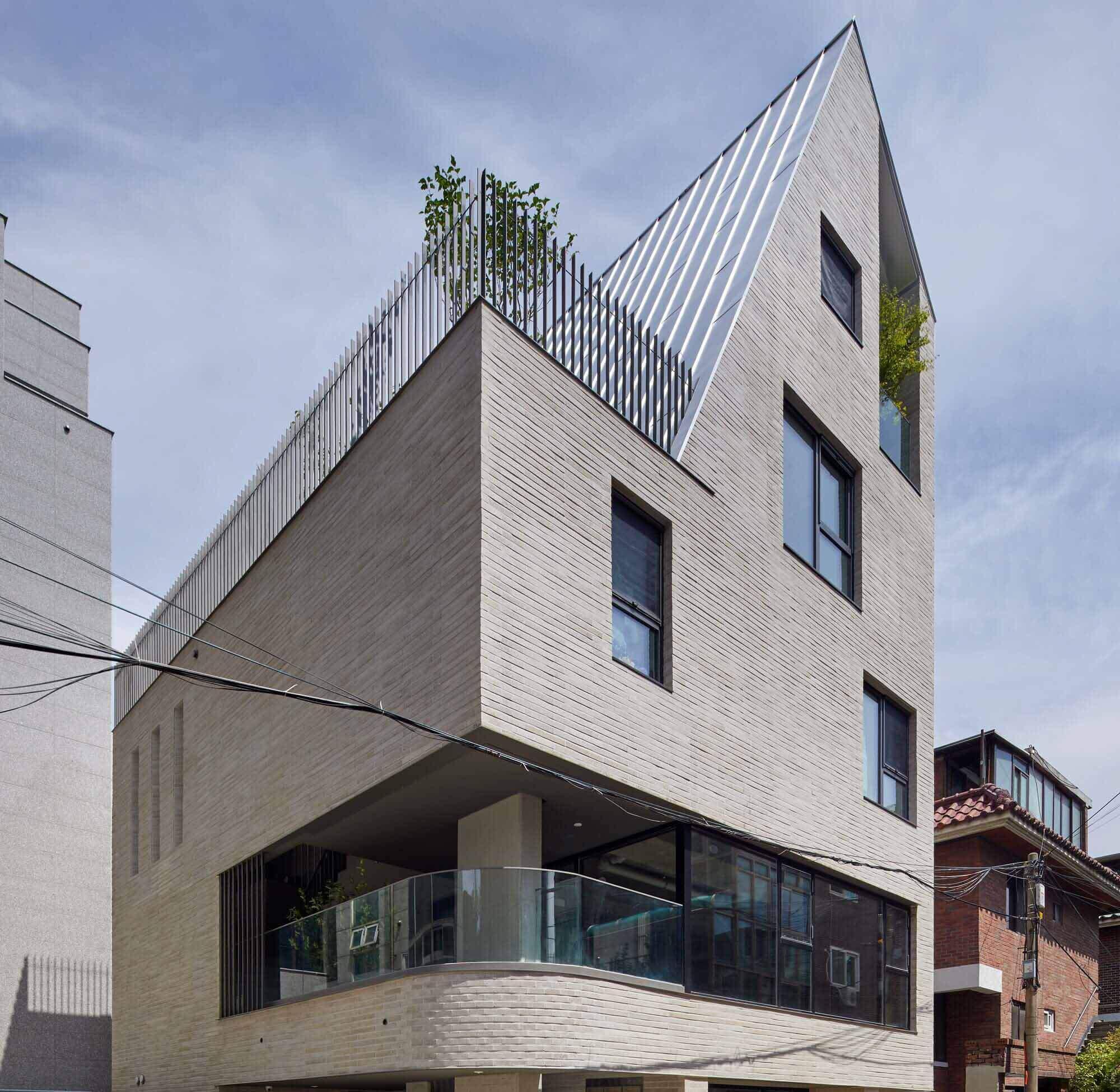 Ли Ли Хон / SOSU ARCHITECTS