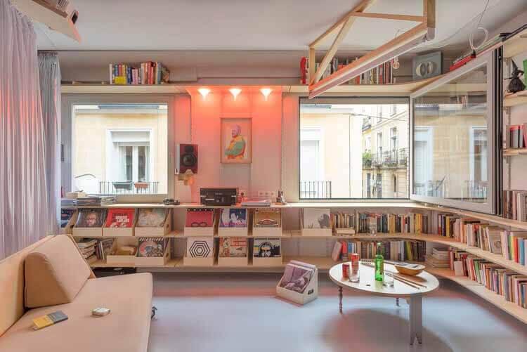 Линька / Husos Architects, © Impresiones Cotidianas