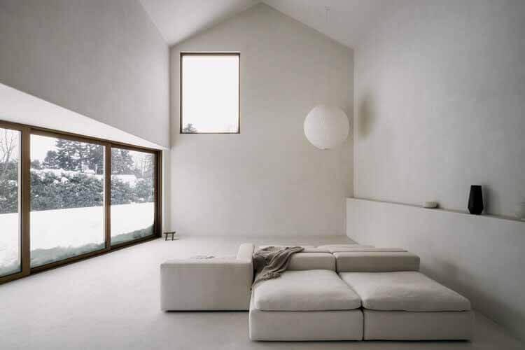 NORM House / Alain Carle Architecte, © Феликс Мишо