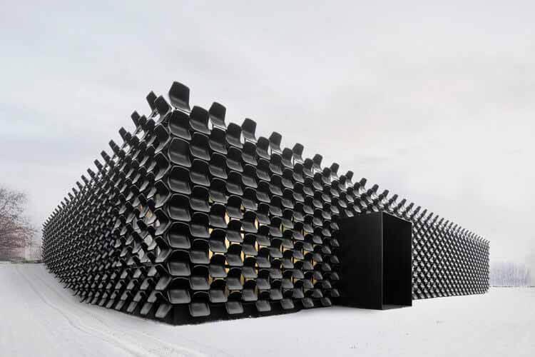 «Обновлять, повторно использовать, адаптировать»: CHYBIK + KRISTOF о воплощении смелой архитектуры в жизнь, Лукас Пелех.  Изображение предоставлено CHYBIK + KRISTOF