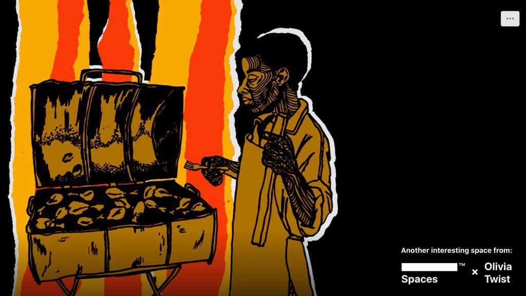 Плагин Something Spaces демонстрирует черные креативы в Интернете