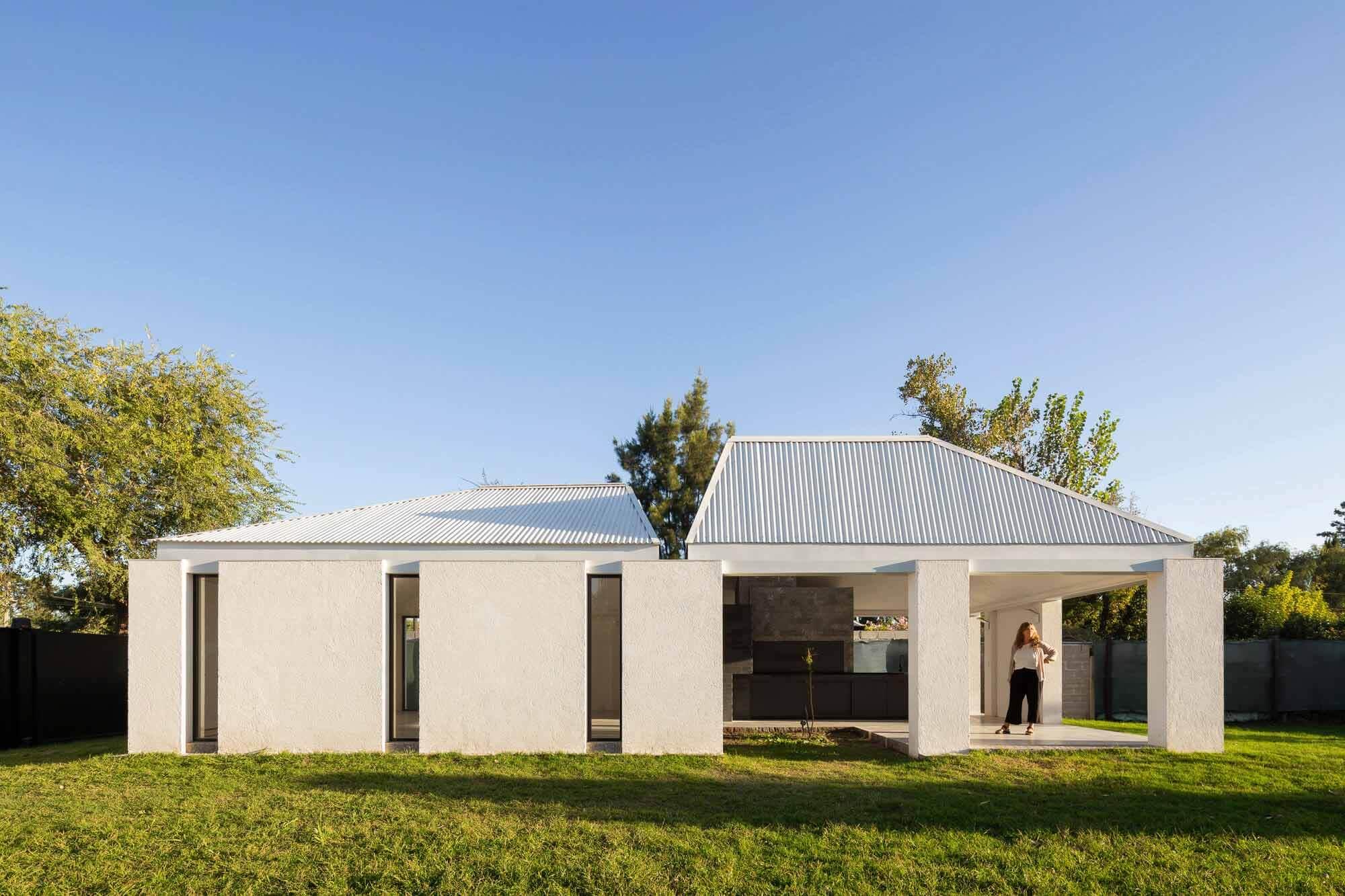 Talacasto House / Estudio 2 (A) DosArquitectas
