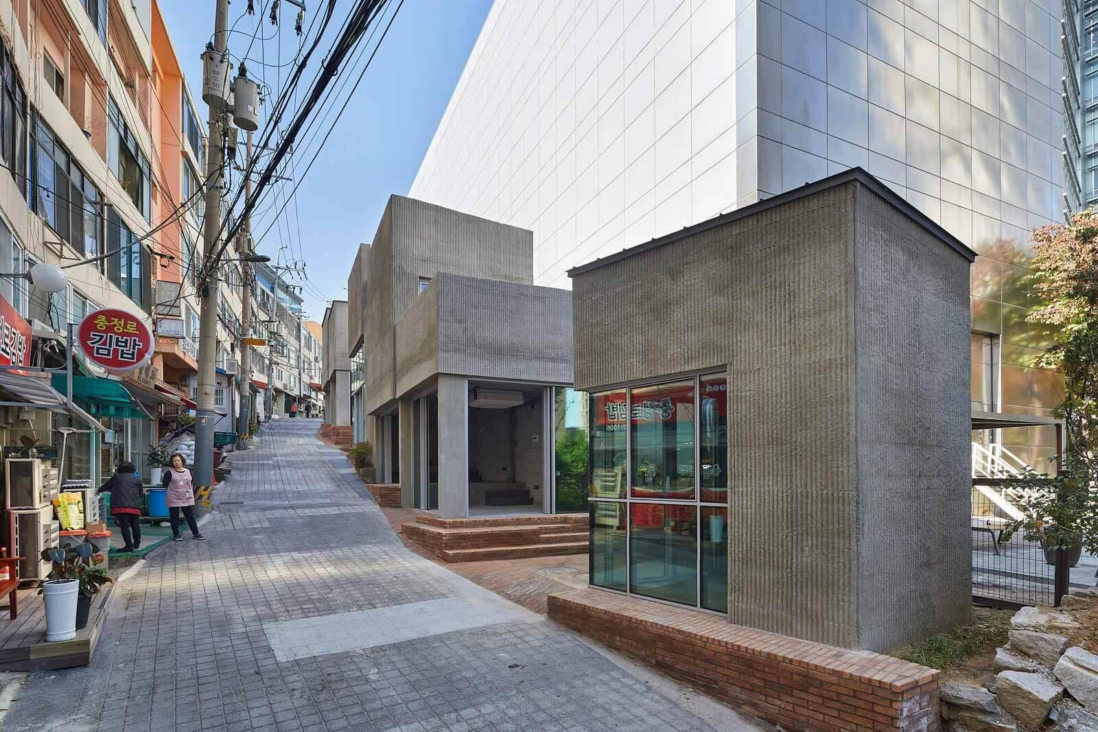 Jungnimchanggo Facility / все архитекторы  