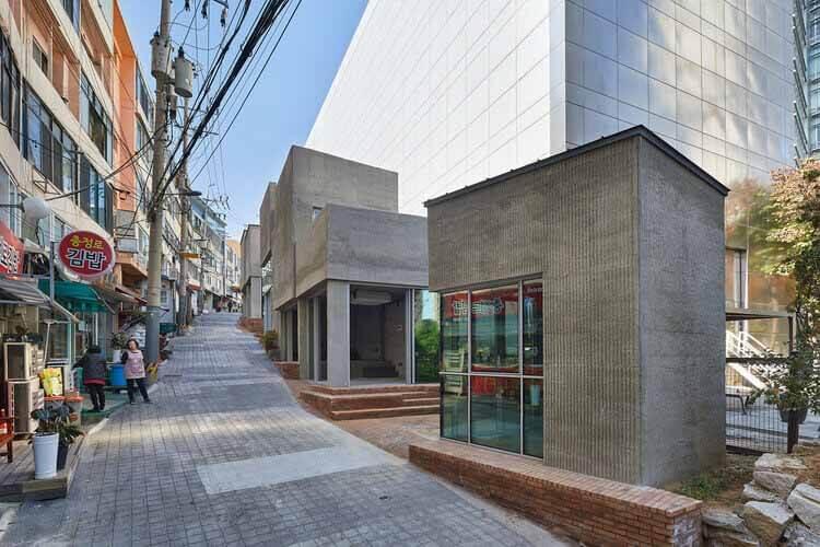 Объект Jungnimchanggo / everyarchitects, © Roh Kyung