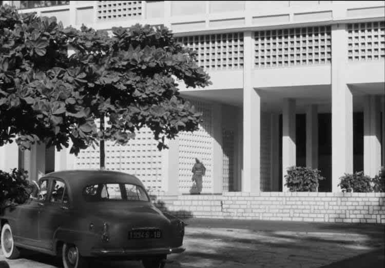 Пространственные истории Усмана Сембена, любезно предоставлено Janus Films