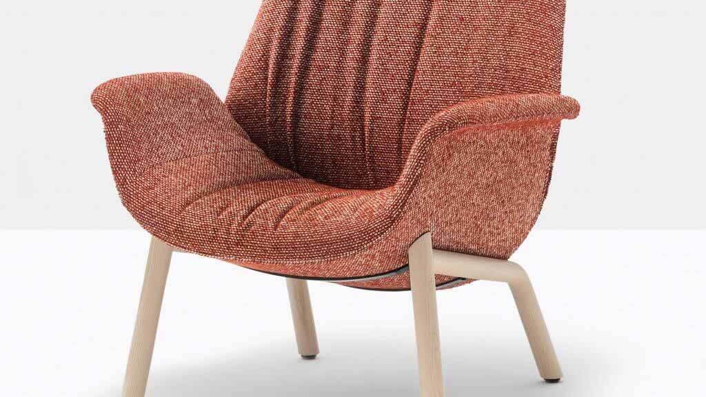 Стул Ila от Патрика Жуэна для итальянского мебельного бренда Pedrali