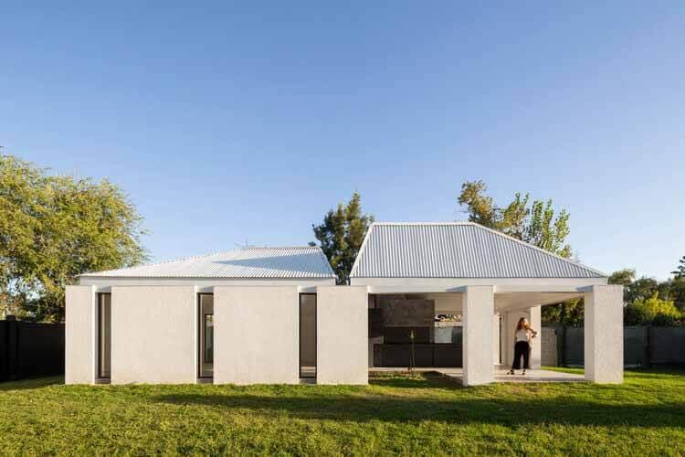 Talacasto House / Estudio 2 (A) DosArquitectas, © Рамиро Соса