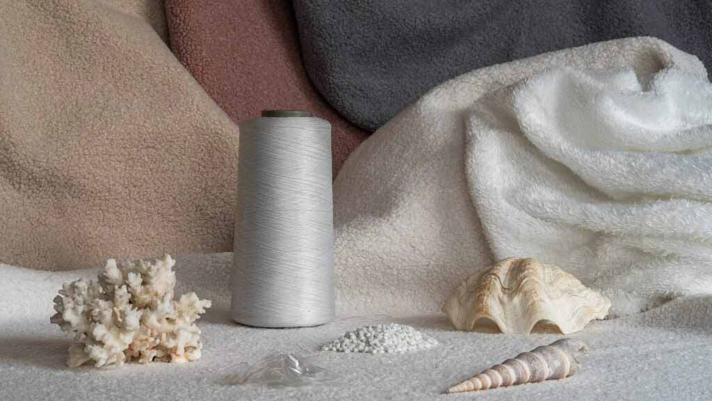 Ткань Dolly Recycled от Сёрена Мёллера для TexStyle