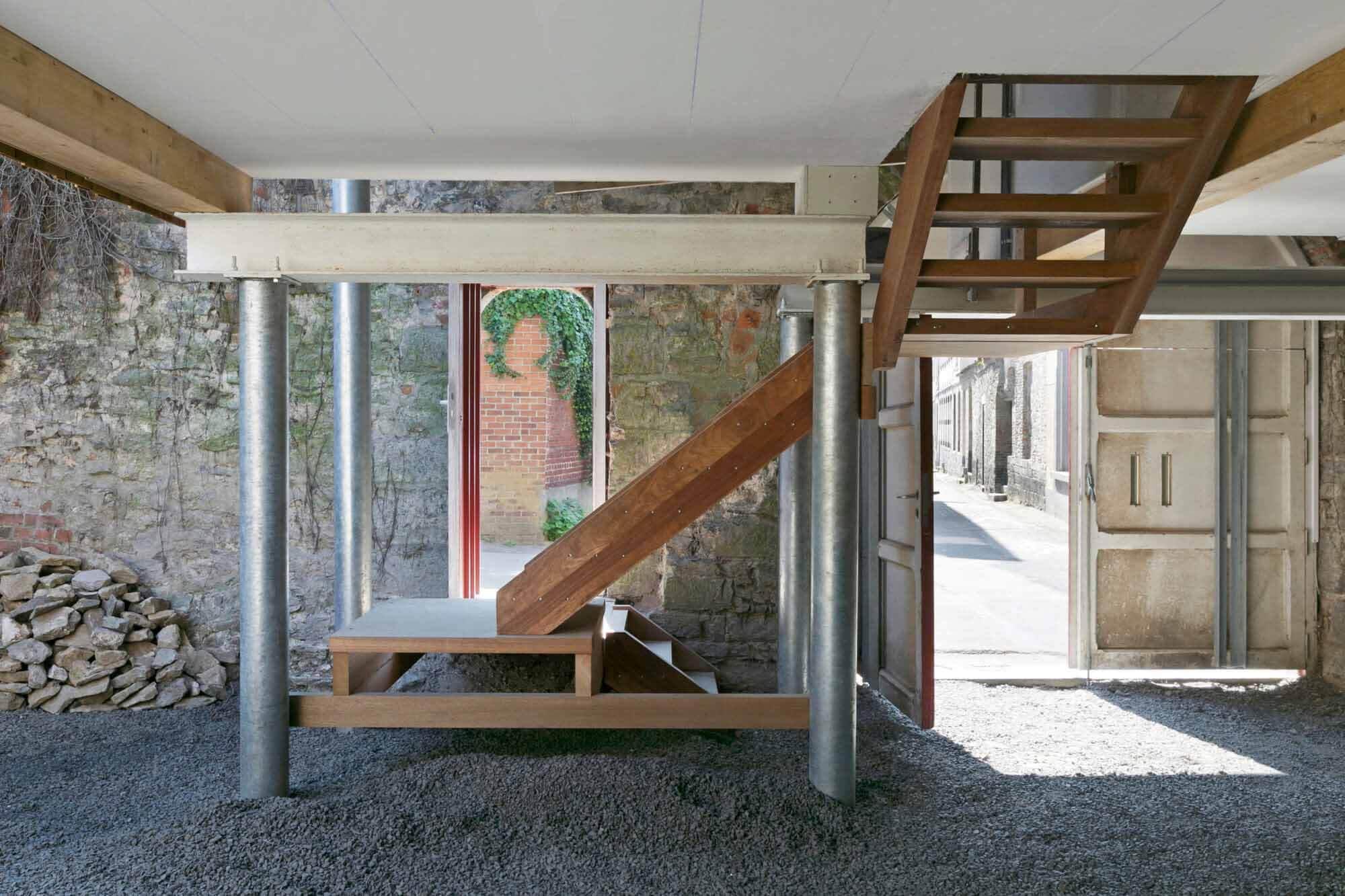 La Cabane / Atelier d'Architecture Meunier-Westrade