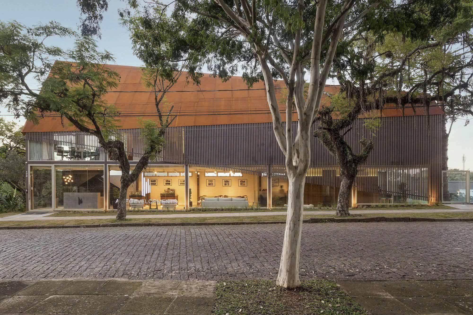 Штаб-квартира ABF Place / MAENA Design Conecta