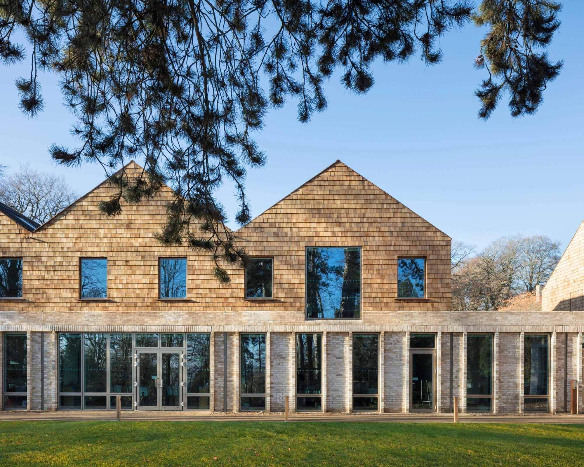 Подготовительная школа Kingswood School, Pre-Prep and Nursery / Stonewood Design