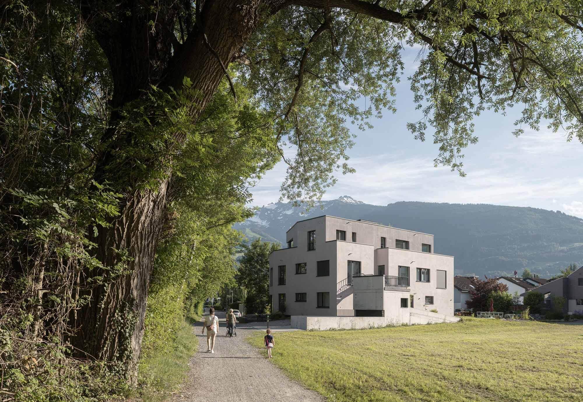 Residence Eisenerz / Apropos Architects
