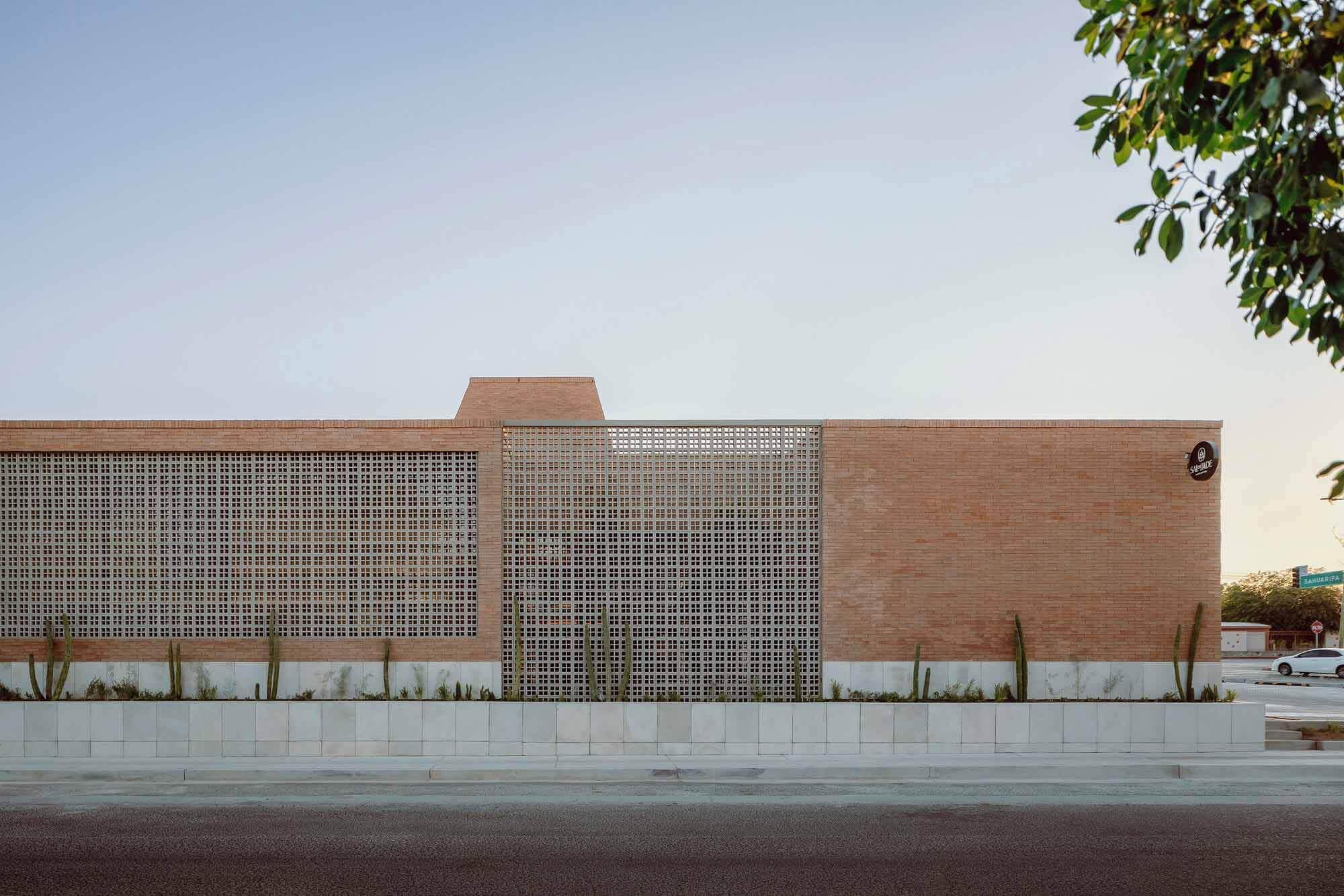 Ресторан Sal de Jade / 0studio Arquitectura