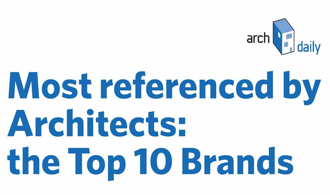 Самые популярные архитекторы: ведущие бренды