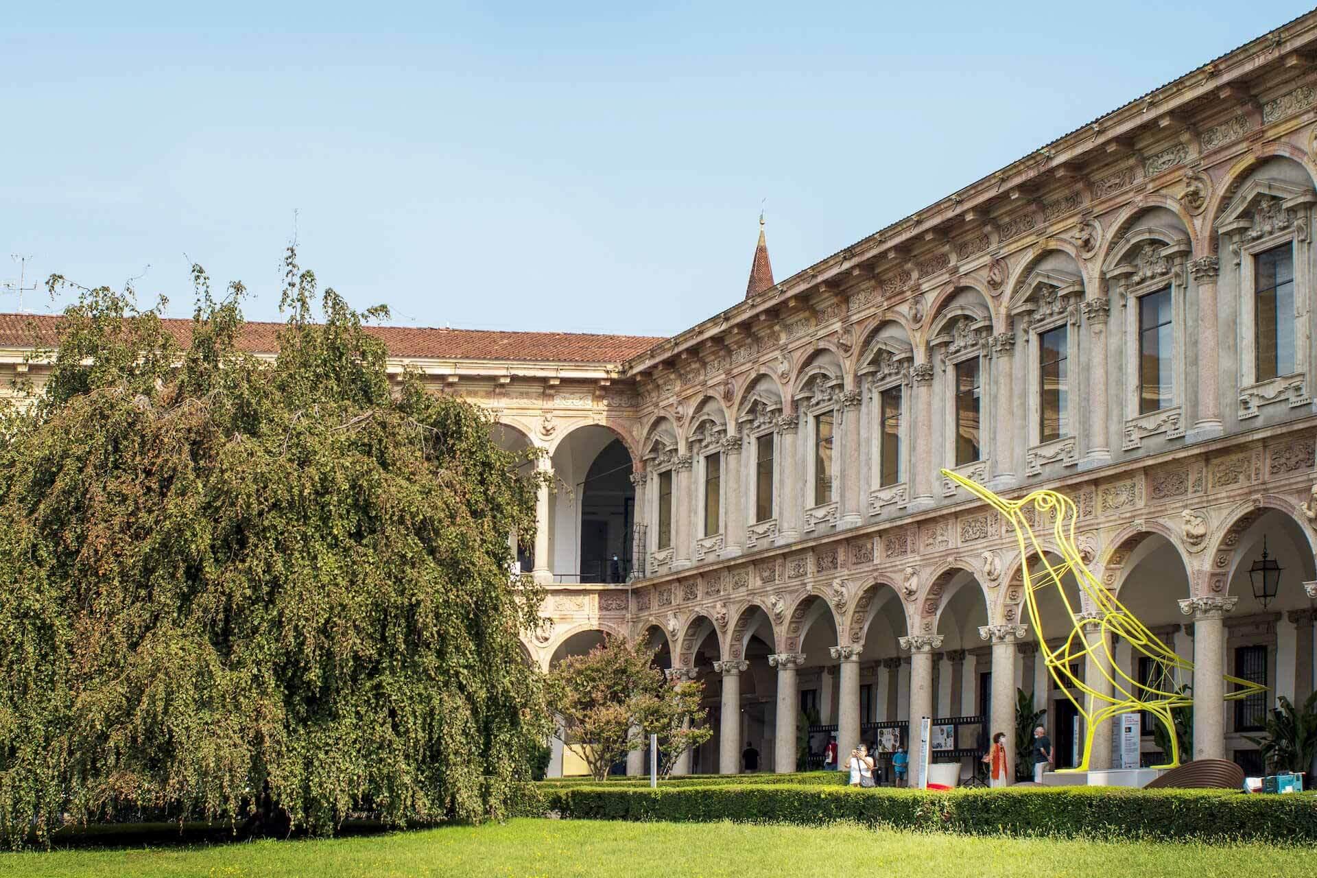 MAD Architects представили арт-инсталляцию и дизайн мебели на Миланской неделе дизайна
