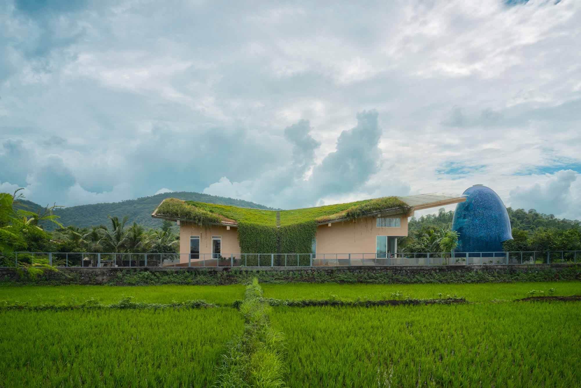 Дом храма Суну / Дизайн Сакет Сетхи