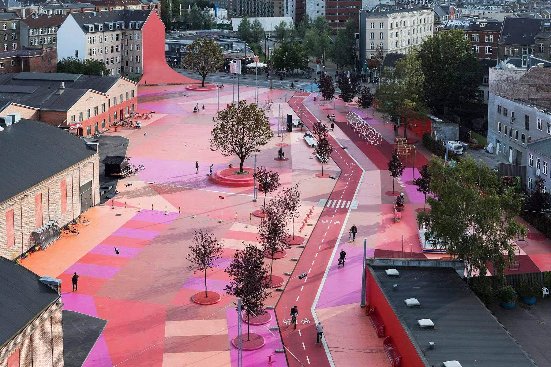 Межсекционный дизайн: переосмысление архитектуры будущего