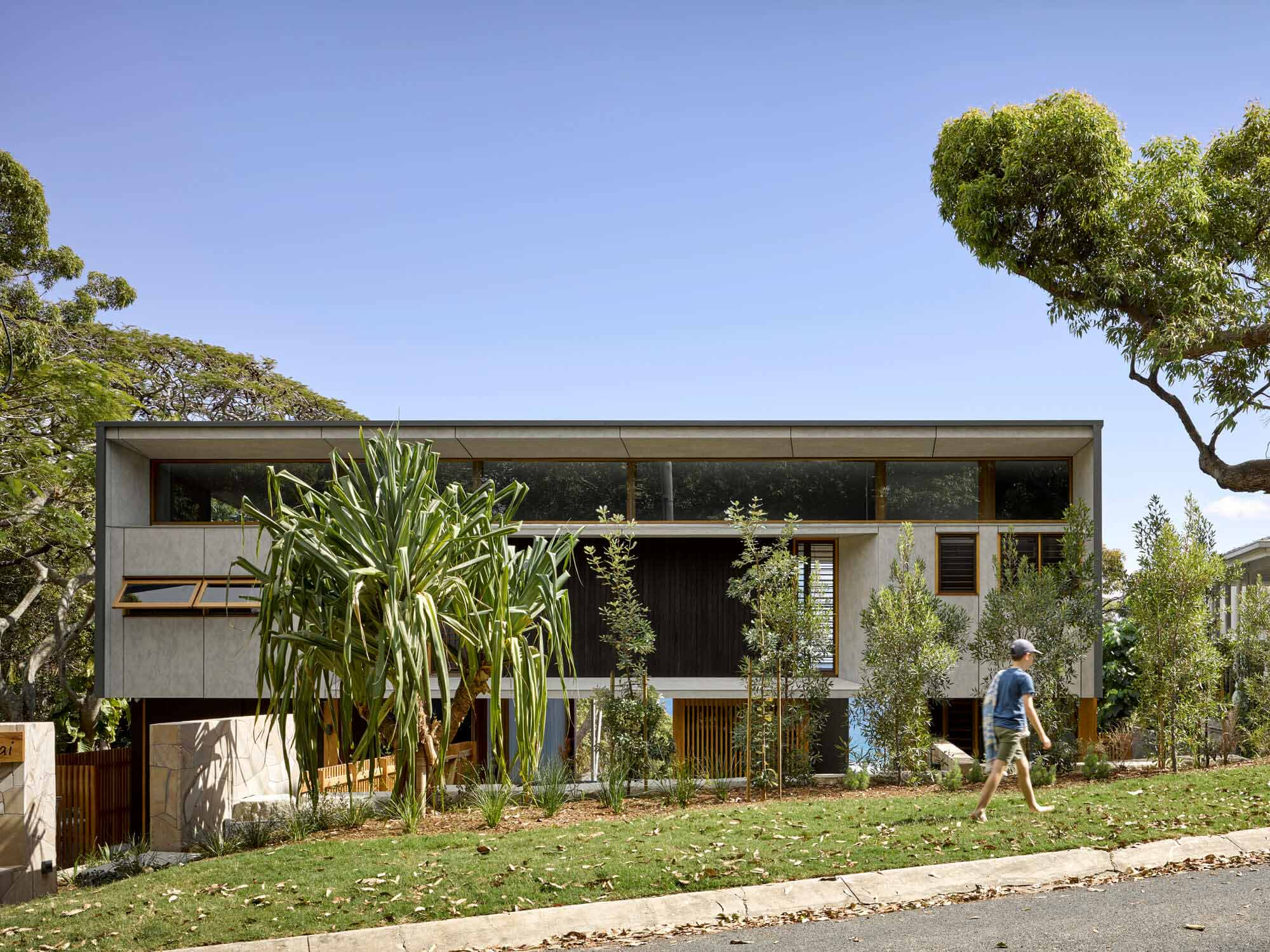 Nannygai House / Архитектор Пола Баттерворта