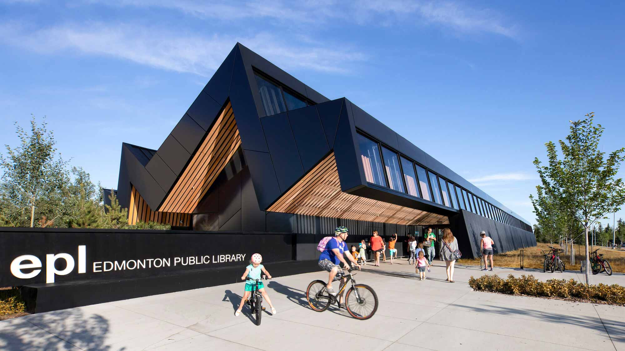 Библиотека Капилано / Patkau Architects + Group2
