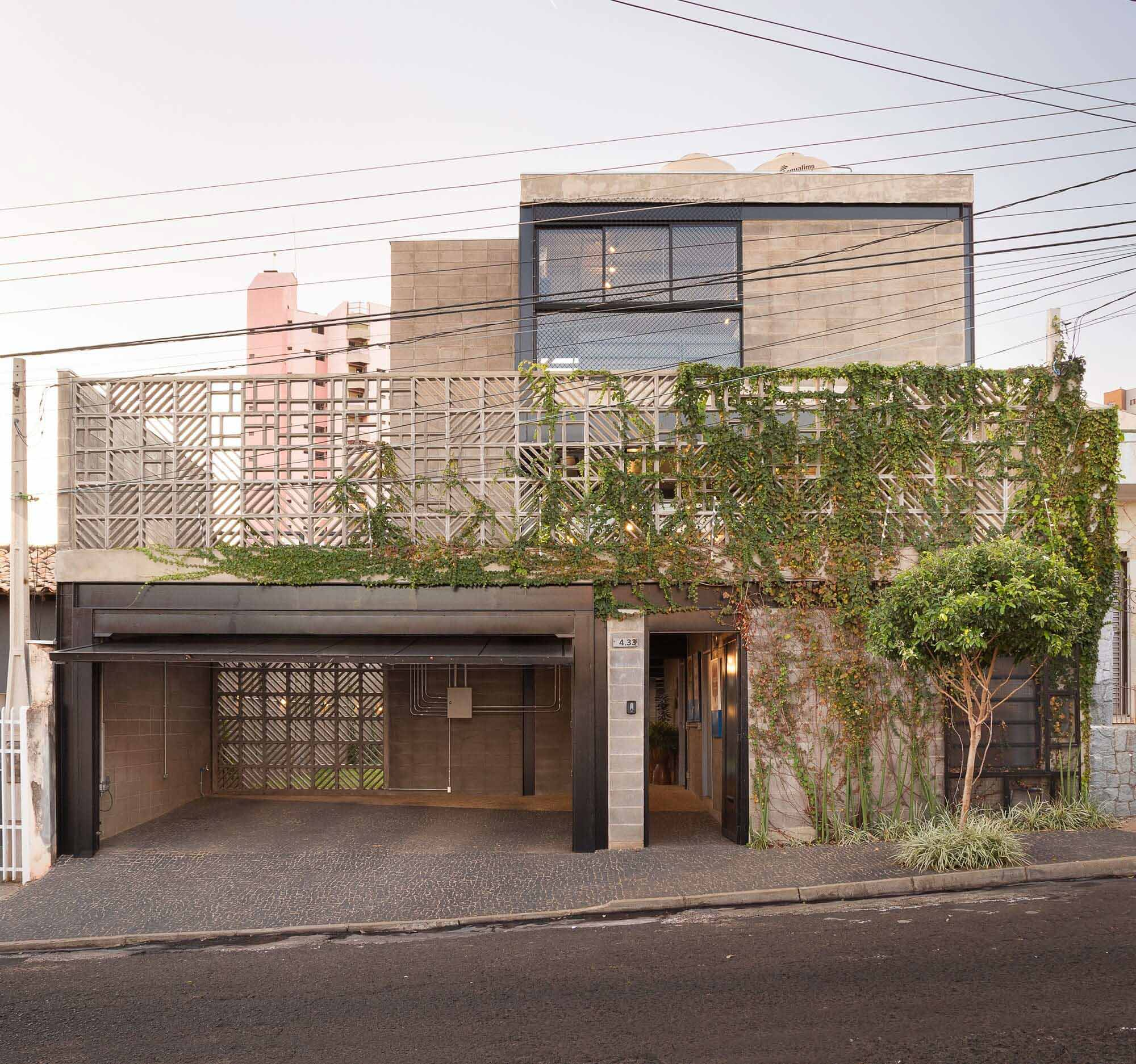 Viewpoint House / Ливия Занелли
