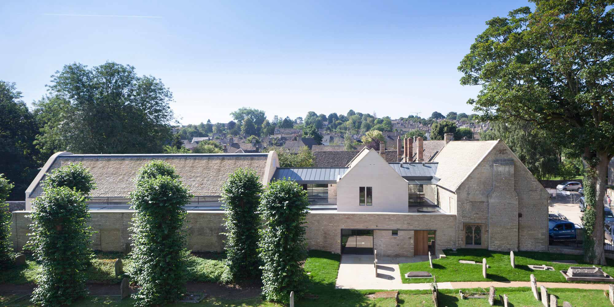 Общественный центр Warwick Hall / Acanthus Clews Architects