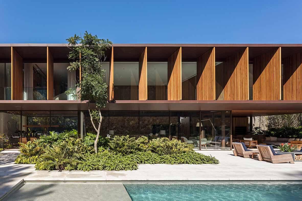 CWN House / Bernardes Arquitetura