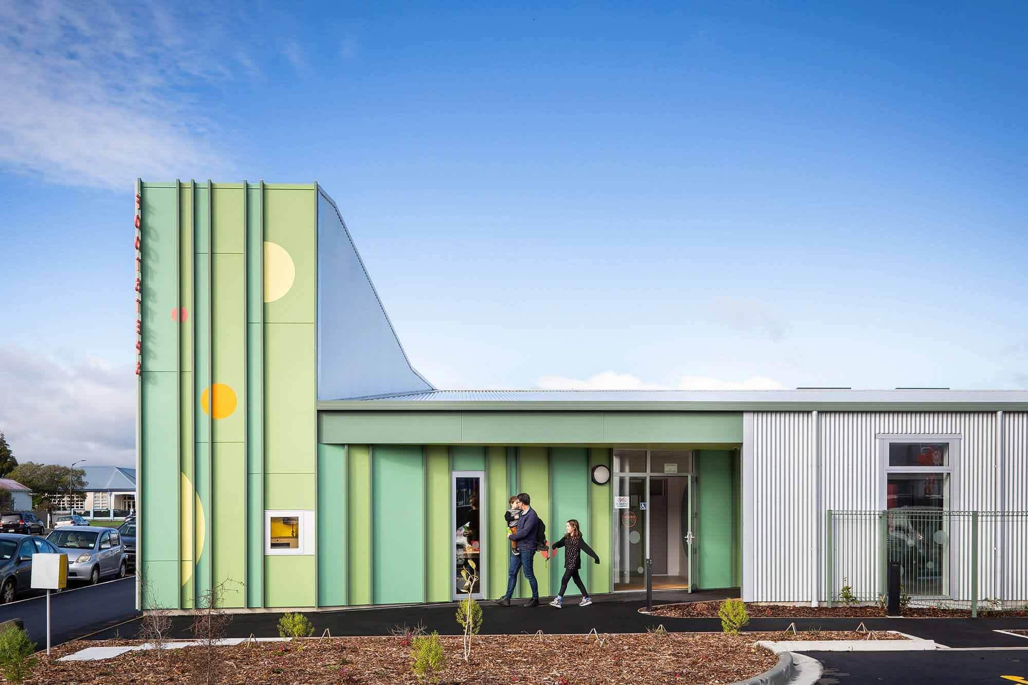 Дошкольное учреждение Footstep / Parsonson Architects