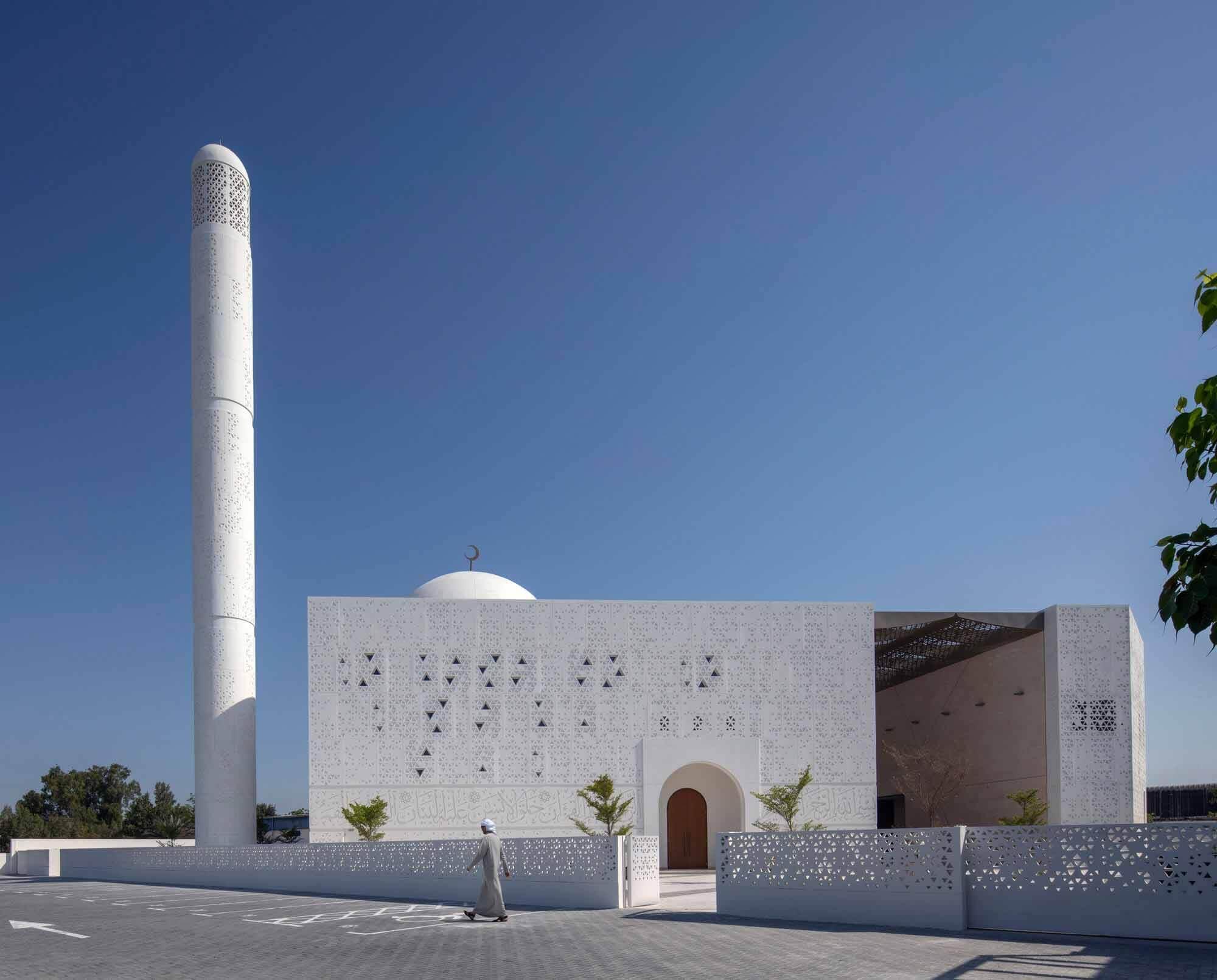 Мечеть Мохамеда Абдулхалика Гаргаша / Dabbagh Architects