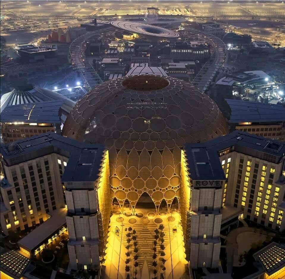 Остался 1 месяц: на Expo Dubai 2020 появились новые изображения