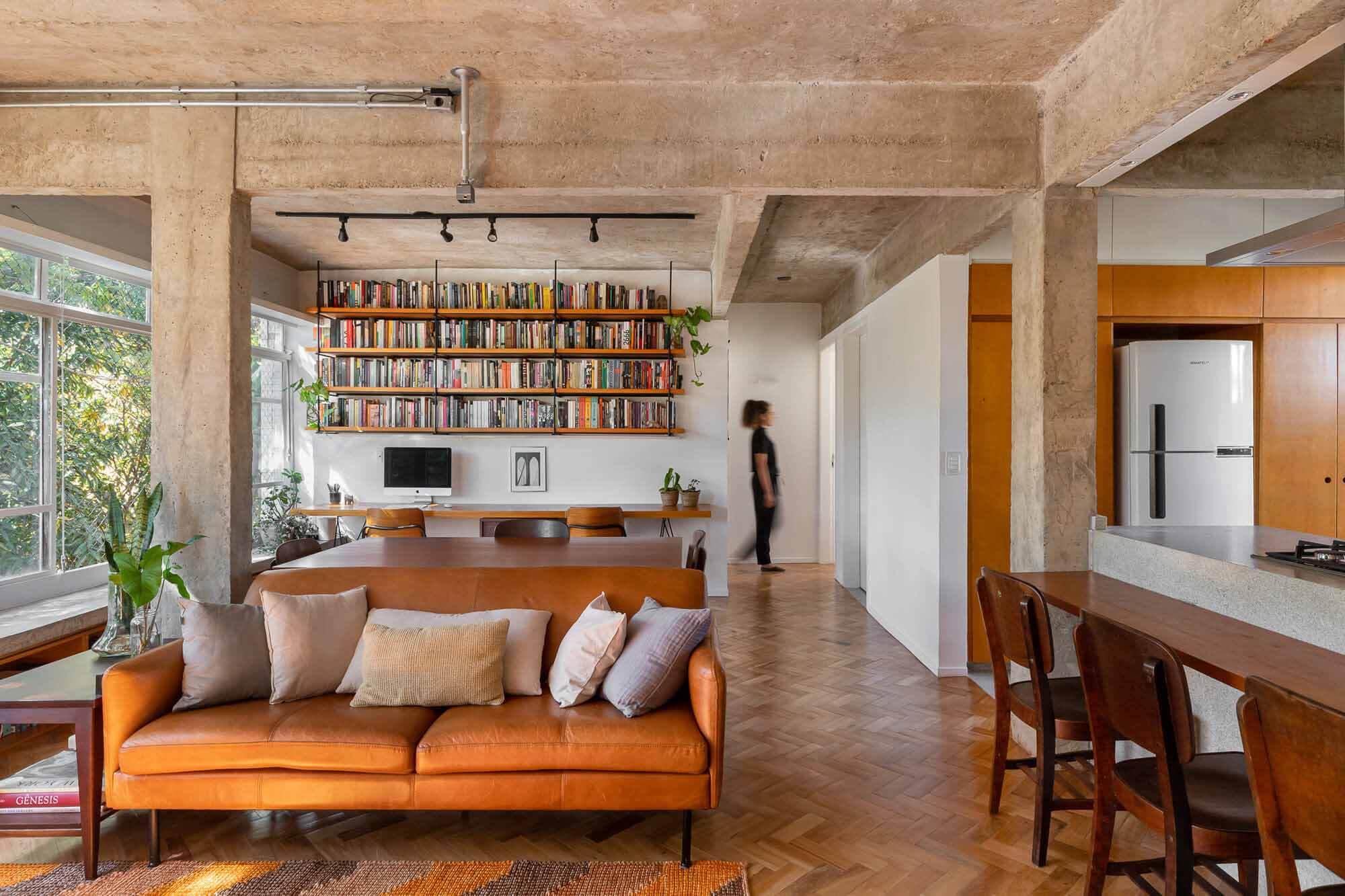 Апартаменты «Роза» / CoDA arquitetos