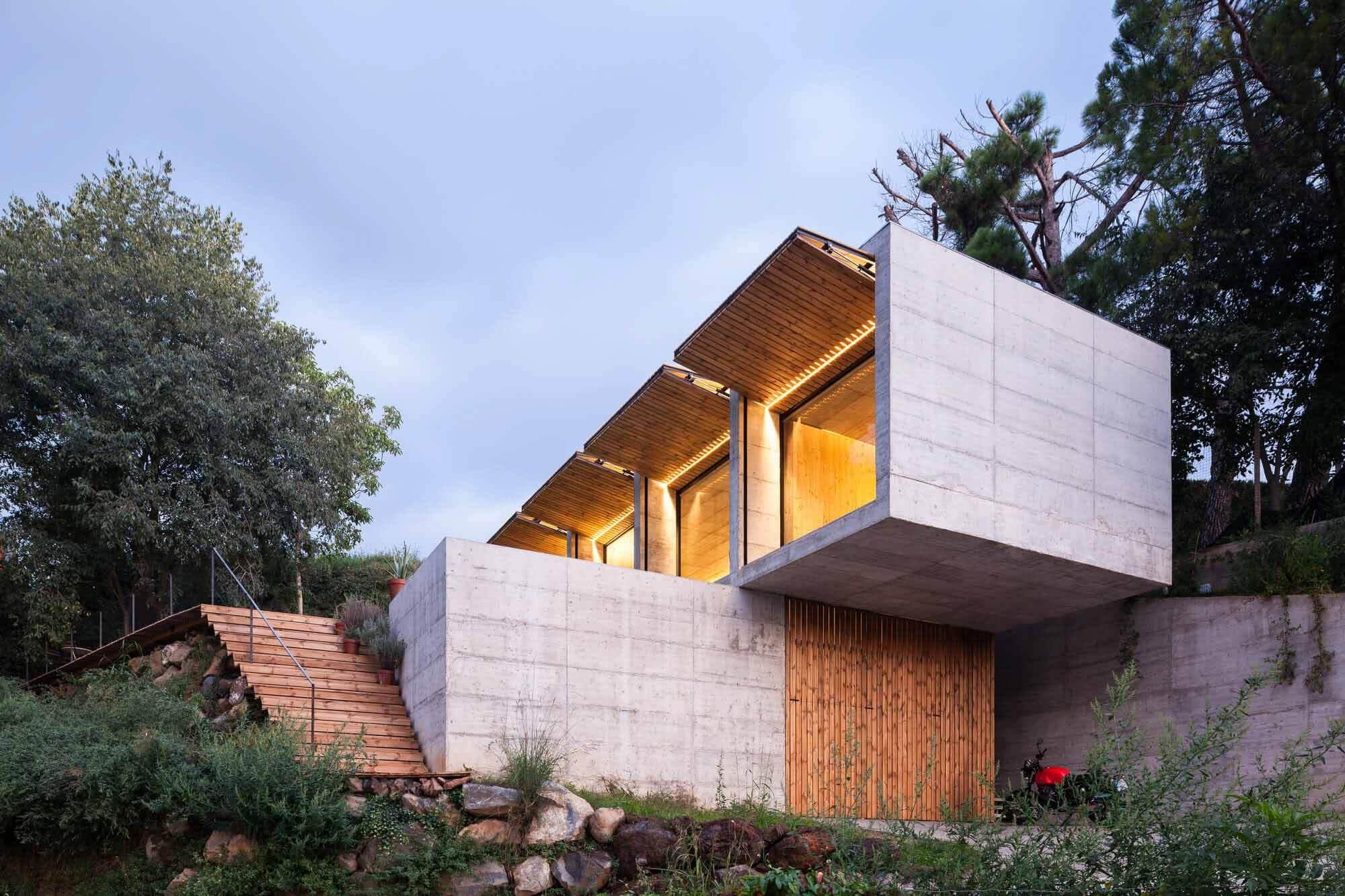 Retina House / Arnau estudi d'arquitectura