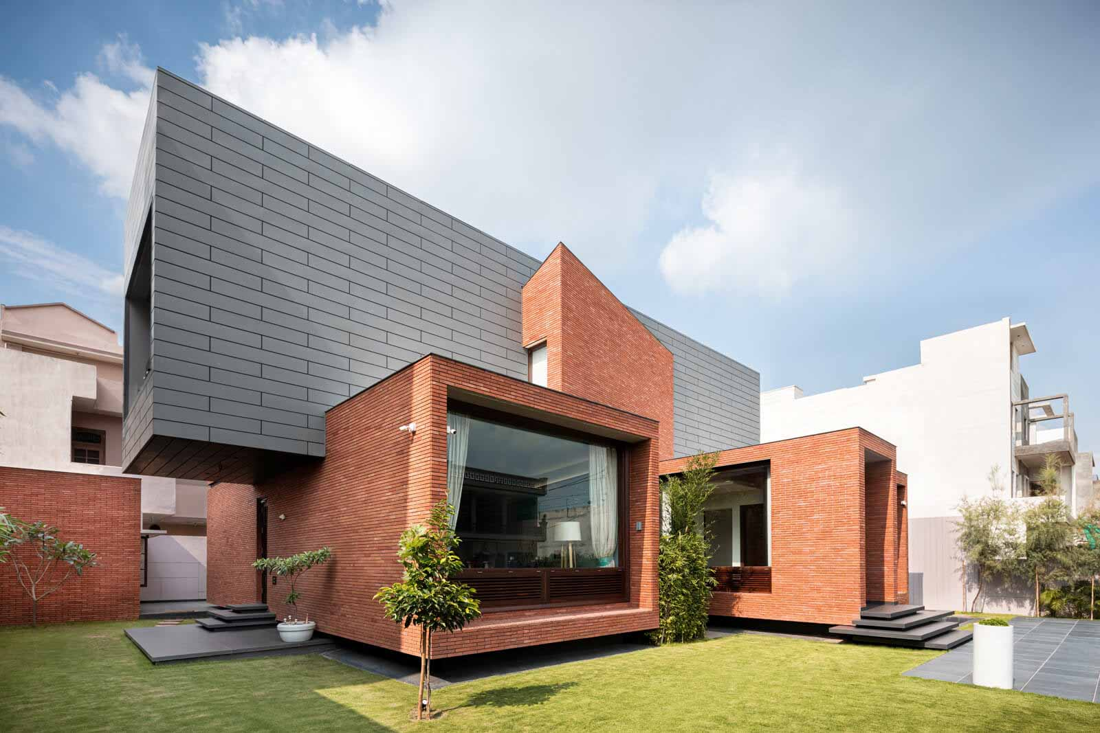 Sidhu Residence / Anudeep Bhandari & Associates
