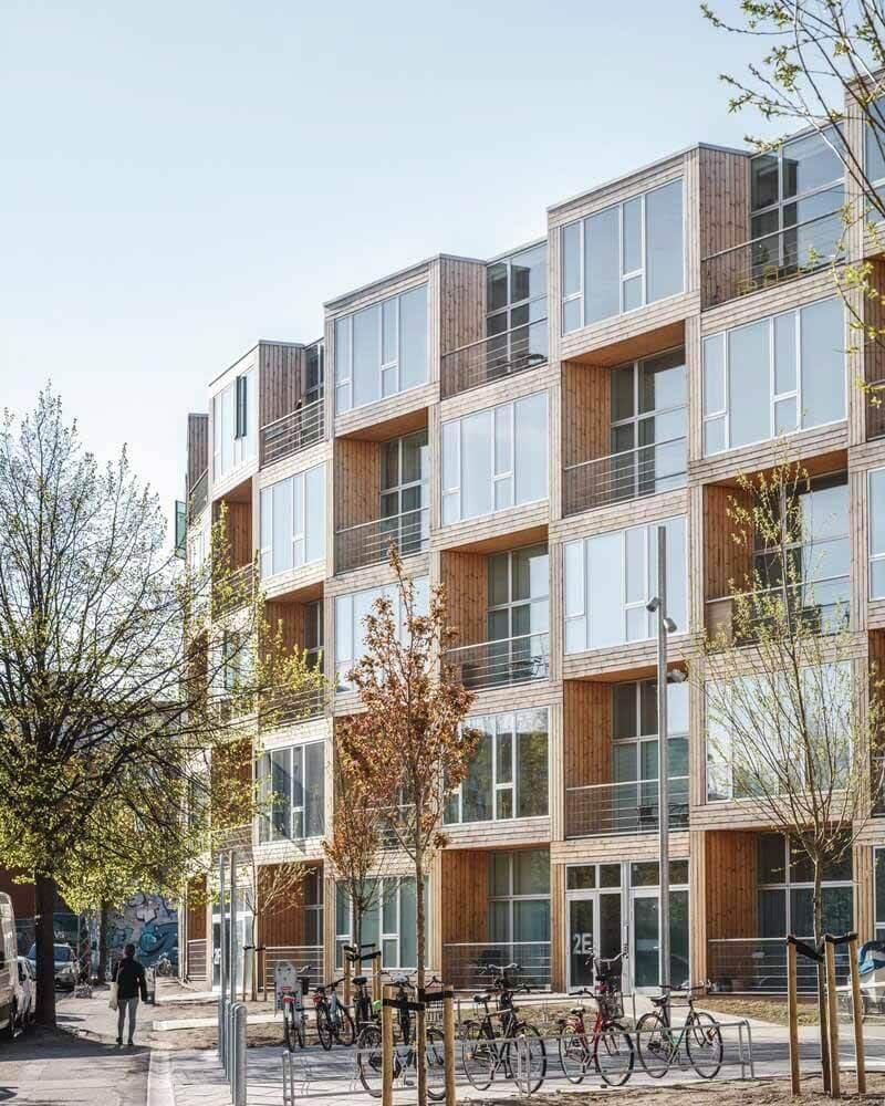 Сборные конструкции могут сделать жилищное строительство более доступным