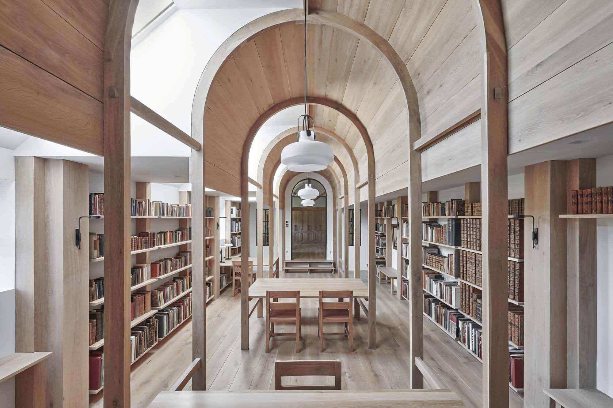 Библиотека Stanbridge Mill / Crawshaw Architects