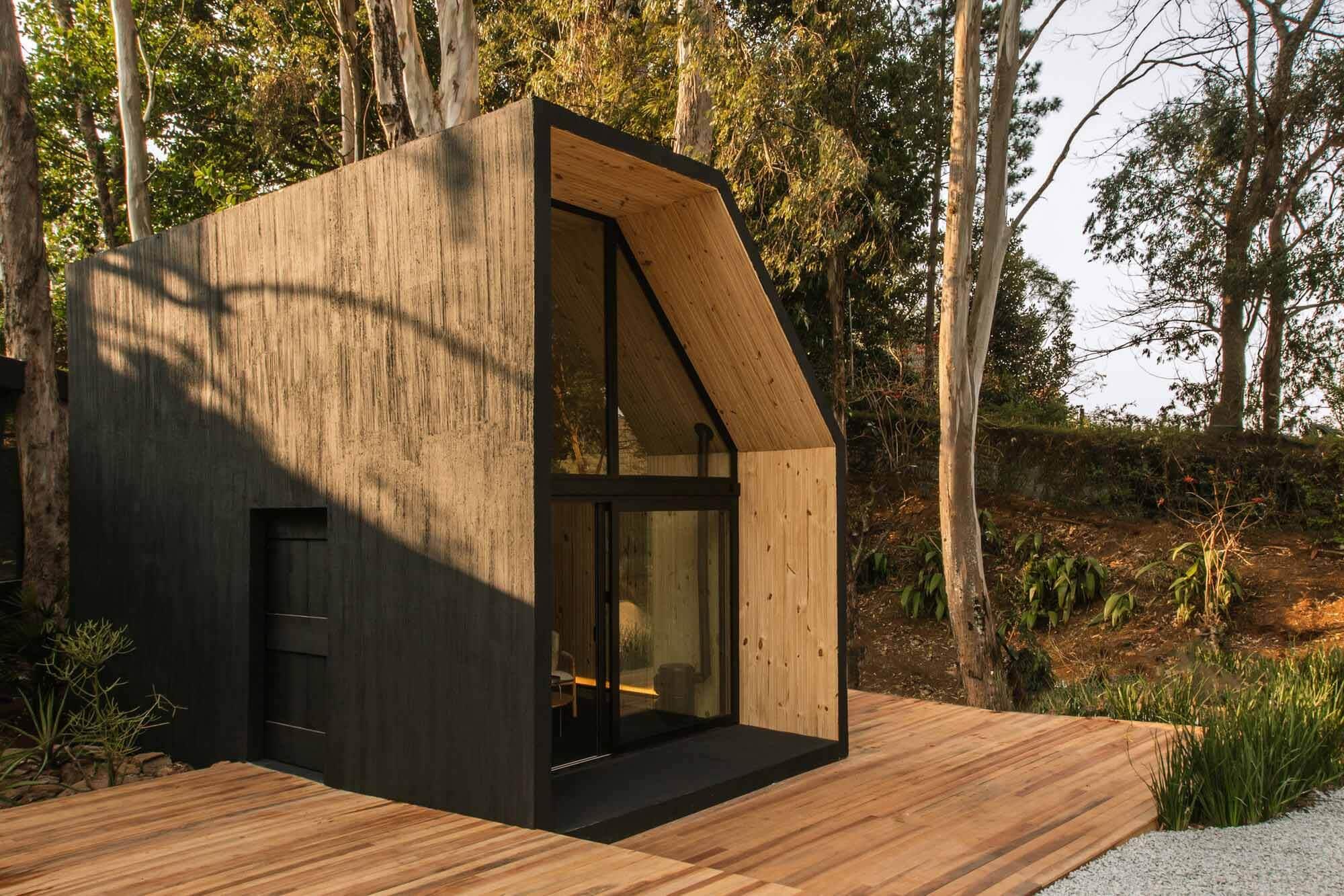 Cabana / Liga Arquitetura e Urbanismo