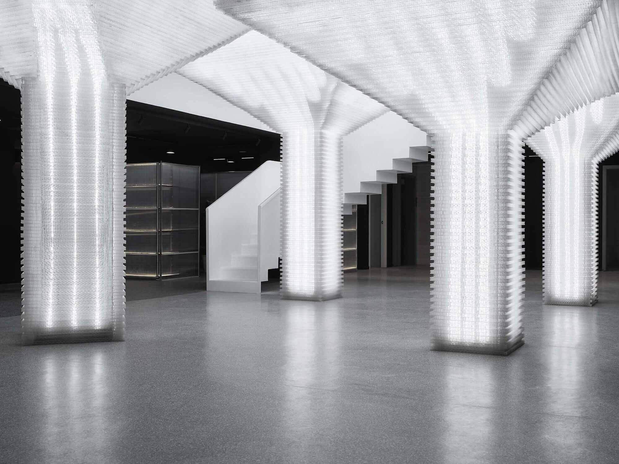 Ремонт кофейного и читального пространства в офисном складе / HCCH Studio